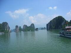 ベトナム一人旅の簡単な日記(ハノイ・ハロン湾)
