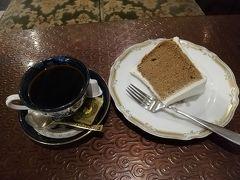 青森 老舗レトロ喫茶のハチミツ珈琲と手作りケーキ 喫茶クレオパトラ