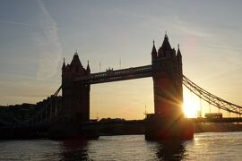 ♪早朝のロンドンを歩いたら、見たことのない景色に出合えた♪9月のパリ・ロンドンひとり旅8泊10日⑩ 9日目