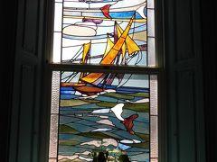 ヴォーリズ建築とステンドグラスを訪ねて近江八幡、大阪、京都3日間の旅・・・1