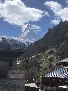 2019GW スイス10日間! # 01 準備編。スイス半額チケットとSBBアプリで鉄道の旅計画