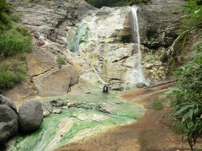 河原毛大湯滝の、滝壺温泉に行って温泉につかかりたいので、秘湯の大湯温泉に泊まる。<br />横手増田町散策、湯川温泉、鶯宿温泉等の温泉も楽しんできた
