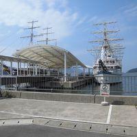とうとう淡路島にも  兵庫県道の駅スタンプラリー�