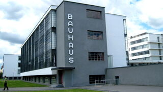 デッサウでユンカース技術博物館とバウハウスのデッサウ校 / 海外ツーリング-ドイツ編 6