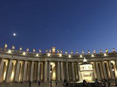 2019お盆にローマへ【夕闇の街歩き~】