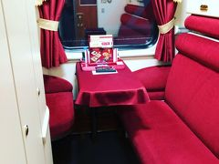 年始ロシア4泊6日 ひとり旅  #03 大感激のボリショイバレエ&豪華寝台列車