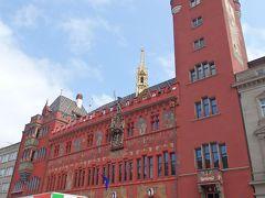 2019夏のスイス旅【18】バーゼル旧市街を散策