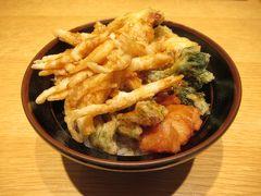 富山の旅⑩ 五箇山からの帰途「白えび亭」富山駅本店で白えび天丼を食す