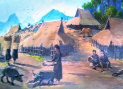哀愁のルアンナムター、これでいいのだ。【2日目】~ラオス北部の山岳少数民族を訪ねて~