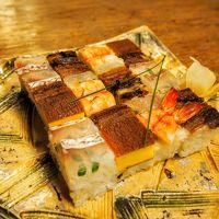 京都のお寿司と知恩院、大阪のお寿司とウスタソース。熱にうなされくらくらした二泊三日。