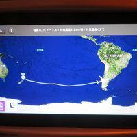 オセアニア経由で日本から最も遠い国、南米・ウルグアイへ