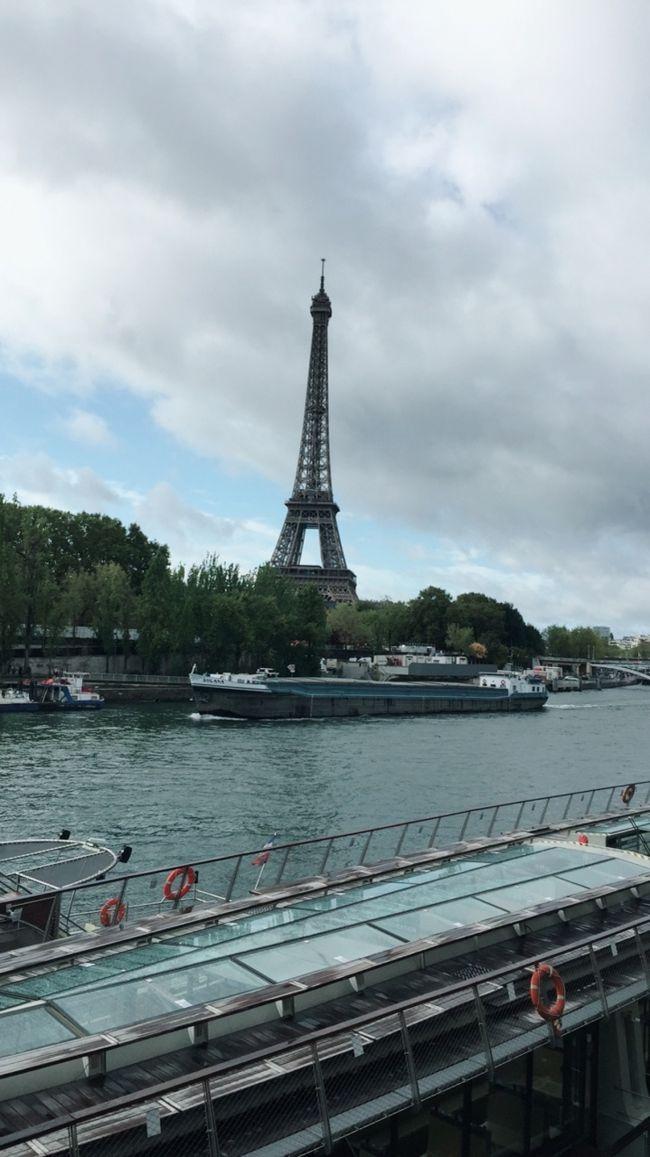 以前ツアーで行ったフランス。<br />ツアーは見所を効率よく回れて、何より安心感があります。<br />でも、あの場所に行きたいとか、もう少しゆっくり見たいという個人的な希望は叶えられません。<br /><br />パリに滞在して、自分たちのペースでまわりたいと思い、飛行機とホテルを予約して旅行してきました。<br /><br />結果、ツアーのように忙しく、2万歩以上歩くというハードな日々で、毎日足が棒のようになりました。<br />メトロが突然止まって全員降ろされて途方にくれたり、署名詐欺やスリにやられそうになったり、トラブルらしいこともありましたが、現地の人に親切にしてもらったりといいこともありました。<br /><br />スリリングな毎日だったけど、楽しい思い出もたくさんできて、やっぱり旅行はいいというのが結論。<br />またすぐにでも海外に出かけたいです。 <br /><br />