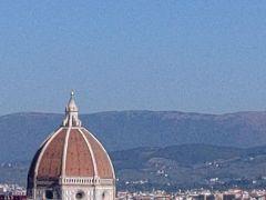 念願のヨーロッパイタリア編②~フィレンツェ 歩く・上る・そしてインフェルノツアーに参加~