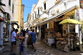 魅惑のシチリア×プーリア♪ Vol.695 ☆ガッリーポリ:旧市街は煌めく夏の風景♪