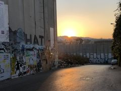 再訪ヨルダン、そしてイスラエルへ♪【3日目】ベツレヘムの分離壁で想う、イエス様とバンクシーと。