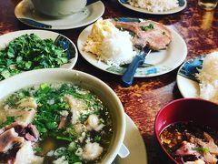 【ハワイ2019】カカアコ・ワード/朝日グリルのオックステールスープ【3日目 Part2】