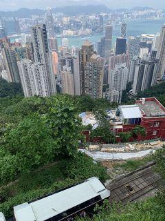 2019年夏の終わりのマカオ・香港ー香港編