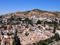 2019夏 ポルトガル・スペイン一人旅⑪【グラナダ アルハンブラ宮殿と5軒のバル巡り♪】