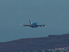 A380で行くハワイ家族旅行①(出発~カハラ到着)