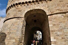 魅惑のシチリア×プーリア♪ Vol.723 ☆オートラント:美しい城門を抜けて♪