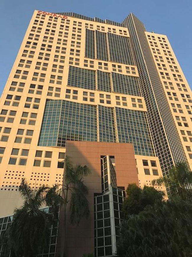 シンガポール ホテル滞在記 2019年7月 コンラッド センテニアル シンガポール