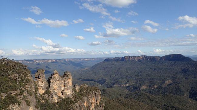夏休みを利用して、ウルル・シドニーに夫婦二人で旅をしました。<br />ウルルには登山できませんでしたが、貴重な経験ができました。