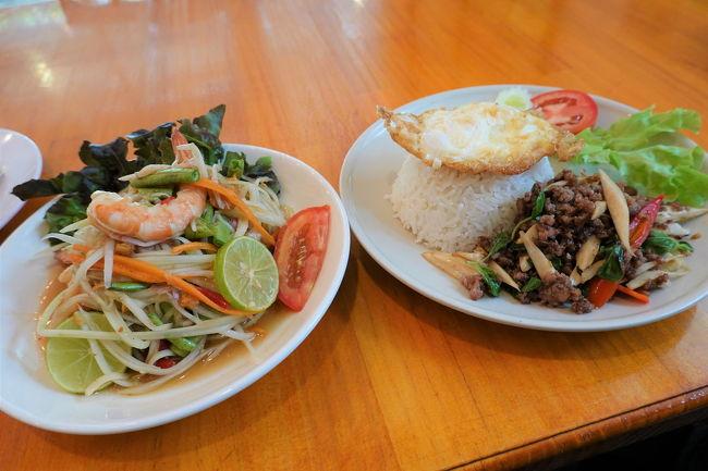 タイでお腹いっぱいの旅(ついでにJGP修行)No.2 自転車でアユタヤ遺跡巡り