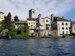 スイス・イタリア ドライブ & ハイキング 満喫の旅(⑦7・8日目 オルタ湖・ツェルマット)