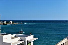魅惑のシチリア×プーリア♪ Vol.729 ☆オートラント:「パラッツォ・パパレオ」屋上から青いオートラント湾の絶景♪