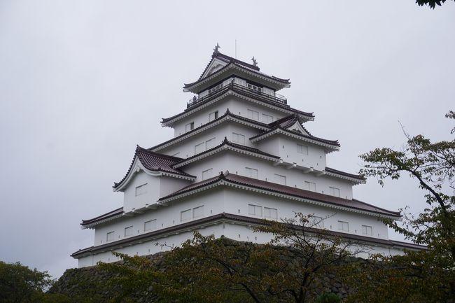 (1)日本100名城 12 会津若松城