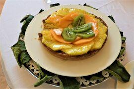 魅惑のシチリア×プーリア♪ Vol.744 ☆ポリニャーノ・ア・マーレ:Hotel Covo dei Saraceniの朝食♪