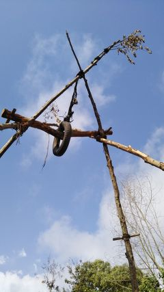 曇りのち晴れ、ムアン・シンの青空。【1日目】~ラオス北部の山岳少数民族を訪ねて~