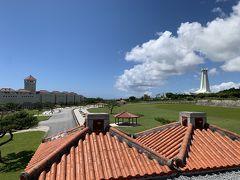 出張ついでの沖縄ひとり旅