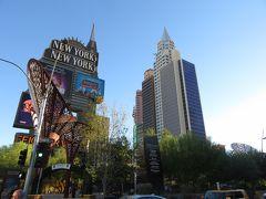 2018 Arizona州Sedonaの旅-04 Las Vegas移動・帰国編