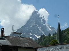 2019 スイス2人旅  5 Berner Oberland Regional-Pass を使って~ ツェルマット マッターホルン