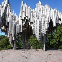 7歳と2歳の子連れフィンランド旅行 6日目 シベリウス公園