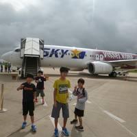 孫たちの夏休み旅行、北海道へ行ってきました。