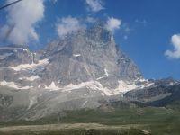 既訪、未訪の 町・山・川・峠の旅(イタリア・シャモニー・スイス)  2/25  イタリア   アオスタ ⇔ チェルヴィニア