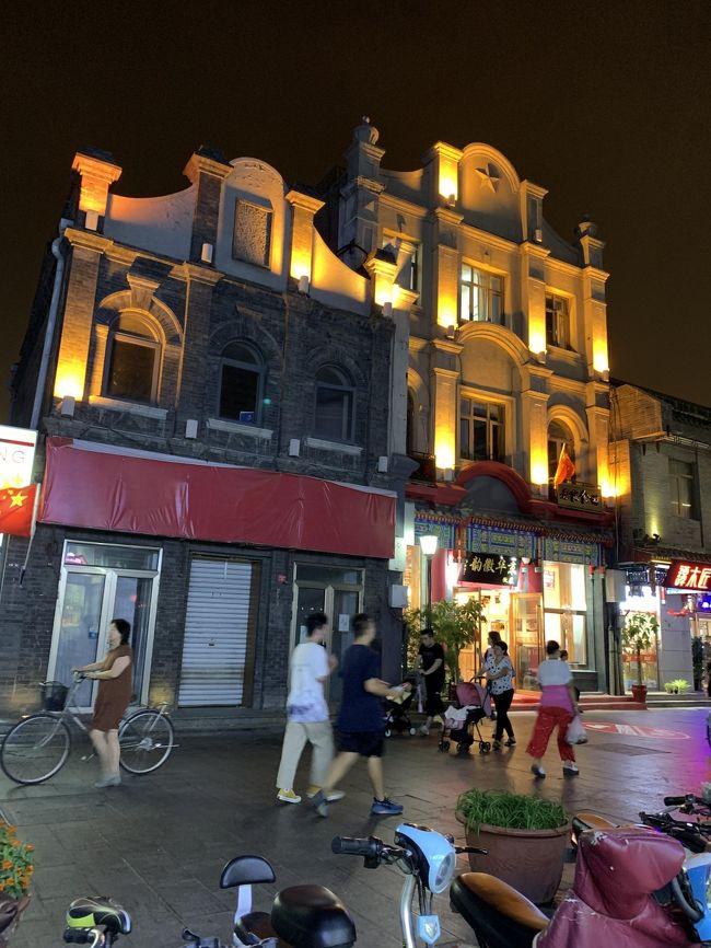 初北京、初華北の旅。国慶節後なので、街も平常に戻っいると思い、余り心配していなかったのだが。