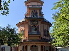 建物が素敵な山形市郷土館(旧済生館本館)