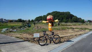 奈良 平城宮跡周辺万葉サイクリング伴走記 続編