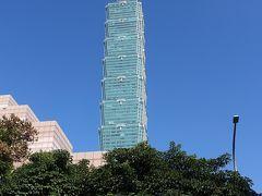 台風に翻弄された今年3回目の台湾旅行。