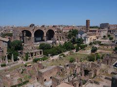 100冊記念 初めてのギリシャ2度目のイタリア アテネ・ローマ遺跡を歩む一人旅 8日目帰国編&総括編