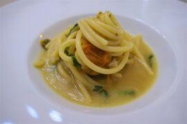 魅惑のシチリア×プーリア♪ Vol.765 ☆トラーニ:「オステリア・フランギパーネ」美味しいディナー♪