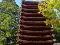 謎多き地の神社を訪れました(が、アブナイ道も通りました(笑))