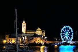 魅惑のシチリア×プーリア♪ Vol.769 ☆夜景の美しいトラーニ漁港:賑やかなお祭り♪