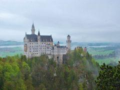 新年号を旅先でむかえる☆南ドイツ&ちょっとだけオーストリア6日間の個人旅  2日目