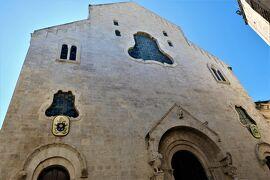 魅惑のシチリア×プーリア♪ Vol.780 ☆ビシェーリエ旧市街:ビシェーリエ大聖堂はトラーニ大聖堂の姉妹♪