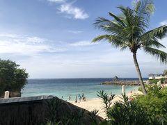 2019夏☆子連れセブ島6泊7日(4日目ホテルプール遊び&マッサージ&シーフードディナー)