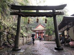 金刀比羅宮の奥社まで1368段を登って参拝しました
